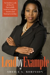 Lead by Example Book Cover