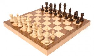 Corporate Chess: Being Strategic for Career Success