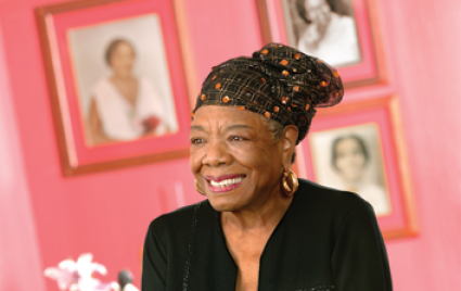 Phenomenal Woman, Phenomenal Journey:  Dr. Maya Angelou