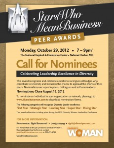 2012 Call for Peer Award Nominee Image
