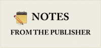 Notes from the Publisher button