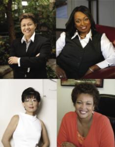 four women visionaries