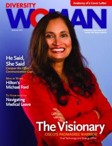 Diversity Woman Summer 2013 Cover