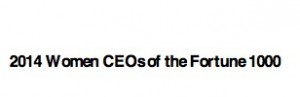 2014 Women CEOs of the Fortune 1000.pdf (page 1 of 2)