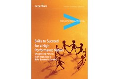 Disability: Accenture's Skills to Succeed
