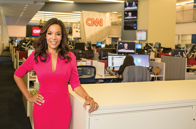 Breaking News: Everyone's Watching Sunny Hostin