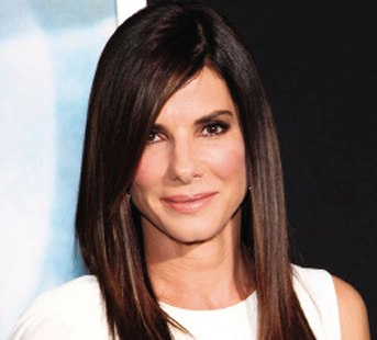 'Girl Next Door' Business Owner - Sandra Bullock