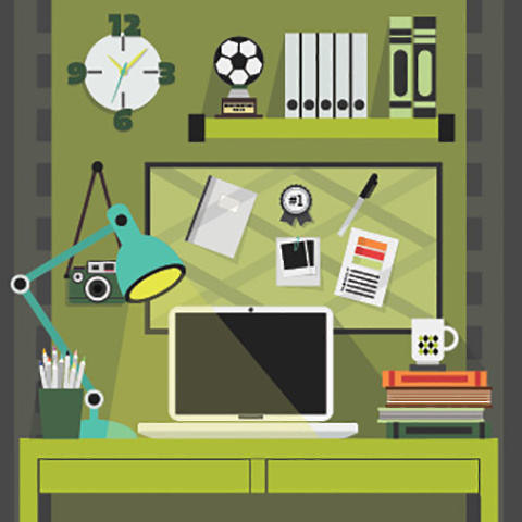 Declutter Your Workplace