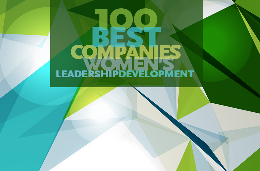 BEST 100 Companies for Women's Leadership Development