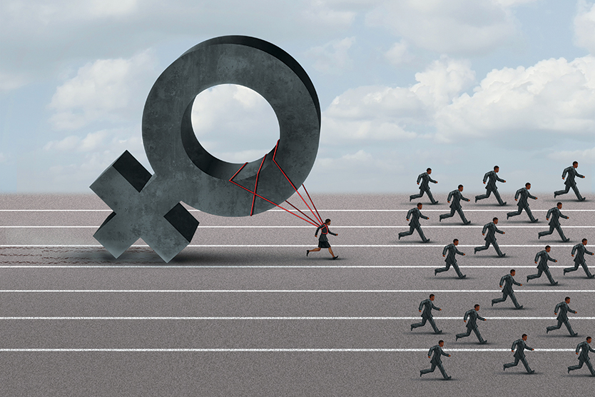 Gender Gap Not Skipping the C-suite