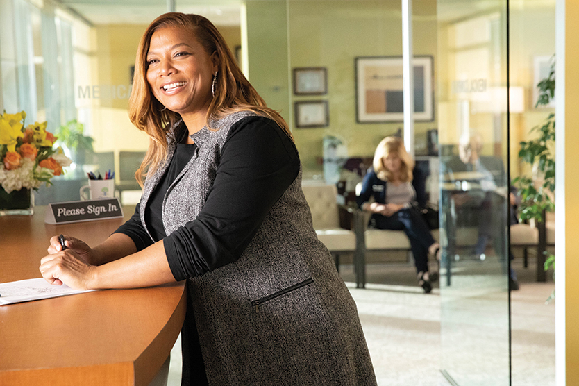 Queen Latifah: Mission Driven